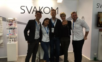 SVAKOM Attends EroFame 2017 at Hannover, Germany