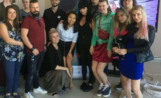 SVAKOM Attended Mini Thai Fest and Pink Rabbit Event in Russia